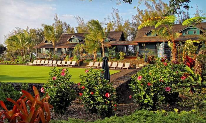 Lumeria Maui - Maui, HI: Three, Five, or Six-Night Stay with Lomi Lomi Massage, Aromatherapy Class, and Daily Dinner at Lumeria Maui