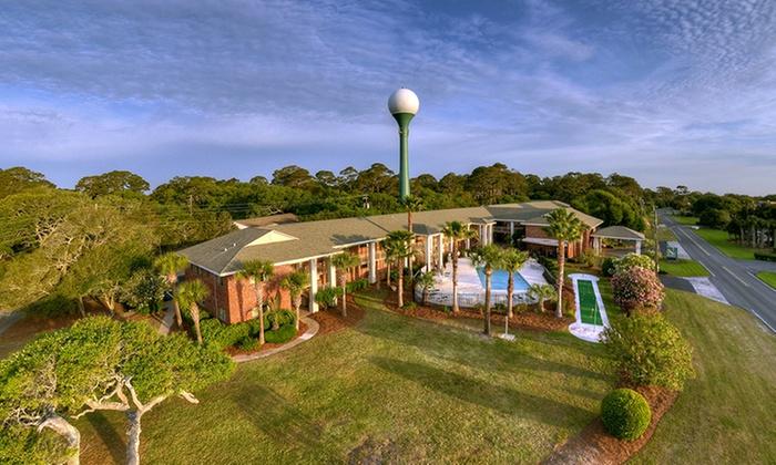 Member Pricing Comfortable Hotel Near Jekyll Island Beaches