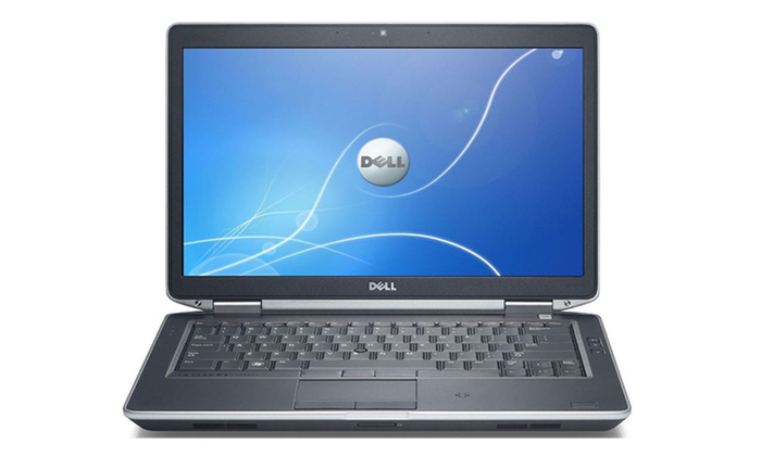 Dell Latitude 14'' Laptop with Intel Core i5 Processor, 4GB RAM, and 128GB SSD (Refurbished)