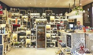Mercat Divi: Cata horizontal de vinos con maridajegourmet para 2, 4 o 6 personas desde 12,90 € en Mercat Divi