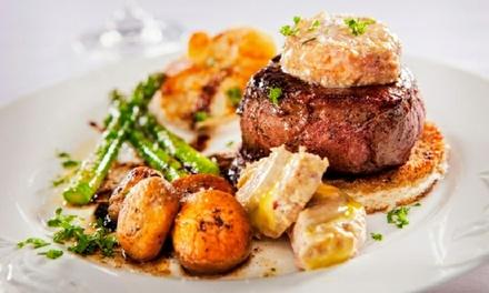Une entrée, un plat et dessert au choix sur la carte pour 2, 4 ou 6 personnes dès 29,90 € au restaurant Les Volcans