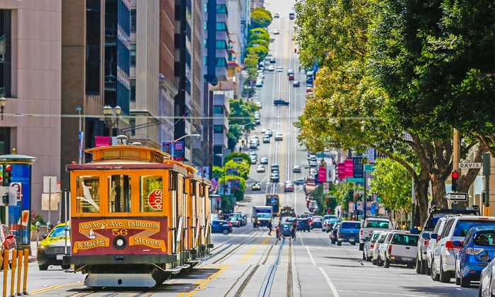 KWM Photography Tours - Multiple Locations: 90-Minute Photography Walking Tour of San Francisco for 1, 2, or 4 from KWM Photography Tours (Up to 69% Off)