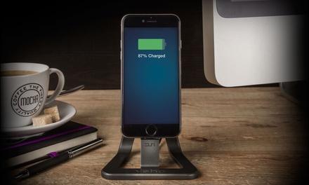 Base de carga Veho para iPhone compatible con iPhone/iPod con cable MFi de 1.5 m y conector Lightning sin marca