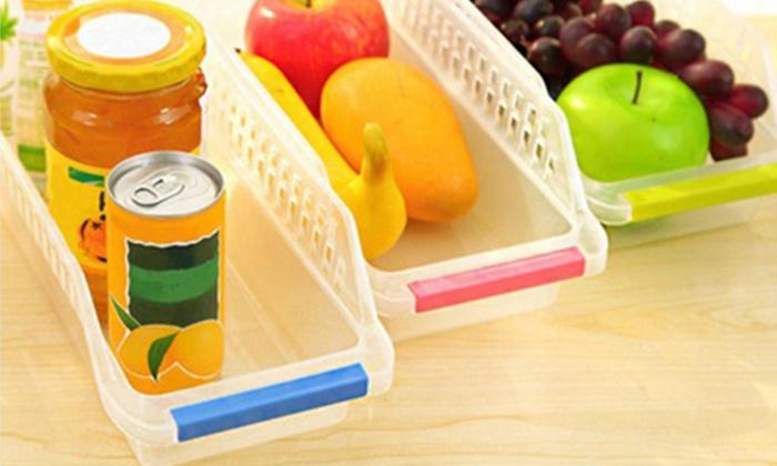 Kühlschrank Organizer : Bis zu rabatt er set kühlschrank organizer groupon