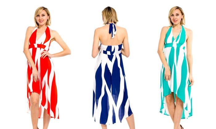 20ff9a6a Women's High-Low Dress | Groupon Goods