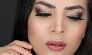 Aura Threading And Beauty: $297 for PhiBrow Eyebrow Microblading at Aura Threading And Beauty (Up to $850 Value)