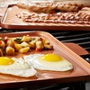 Copper Chef 12-Inch Grill or Griddle Plate with Induction