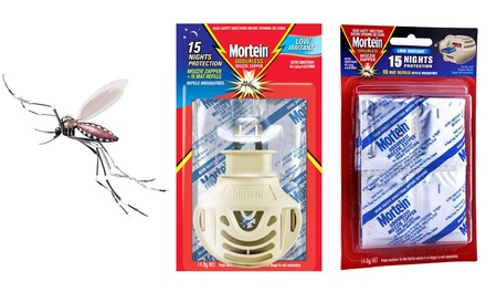 for Mortein Mozzie Plug with Refills Don't Pay up to $144.96