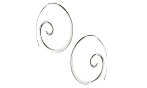 Spiral Pull Through Earrings at Spiral Pull Through Earrings, plus 9.0% Cash Back from Ebates.