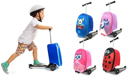 Doodle Luggage Scooters
