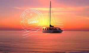 Dîner-croisière à bord du maxi-catamaran