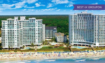 Stay at Sea Watch Resort in Myrtle Beach, SC, with Dates into May