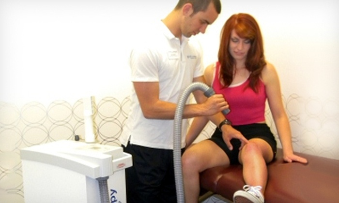 US Cryotherapy - Olympus Pointe: $20 Worth of Cryotherapy Sessions