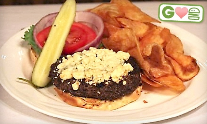 The Tavern - Warner Robins: $5 for a Traditional Tavern Burger and a Beer or Nonalcoholic Beverage at The Tavern (Up to $10 Value)