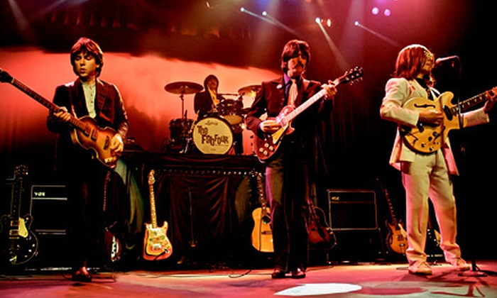 The Fab Four - House of Blues Chicago: $30 for The Fab Four Beatles Tribute Concert for Two at House of Blues Chicago on May 11 (Up to $135.09 Value)