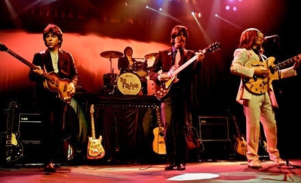 The Fab Four at House of Blues Chicago on Fri., May 11 at 9PM: General Admission - The Fab Four in Chicago