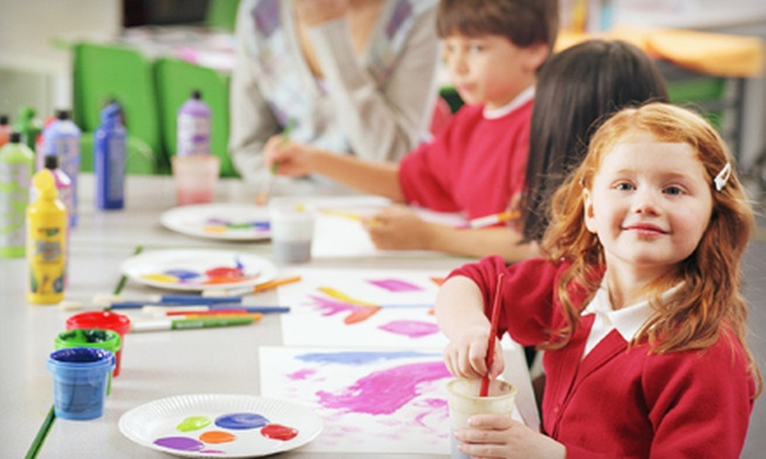 Art Starts Here - Las Vegas: One or Five Art Classes for Kids or Teens or Adults at Art Starts Here (Up to 53% Off)