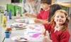 CLOSED - Art Starts Here - Summerlin: One or Five Art Classes for Kids or Teens or Adults at Art Starts Here (Up to 53% Off)