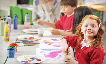 1 Kids' Art Class  - Art Starts Here in Las Vegas