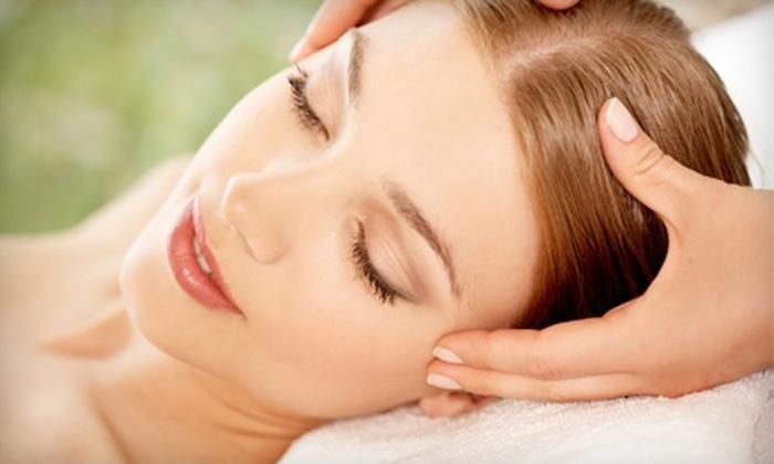 Ahavah Massage & Wellness Center - Salem: Rejuvenation Package or Chair Massage or Foot Scrub at Ahavah Massage & Wellness Center