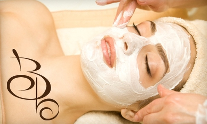 Beauty Bar - A Boutique & Spa - Tucson: $60 for a Deep-Tissue Massage and Signature Facial at Beauty Bar - A Boutique & Spa