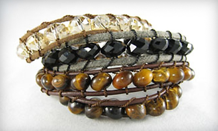 Caravan Beads of Chicago - Lakeview: $15 for $30 Worth of Beading Classes at Caravan Beads of Chicago