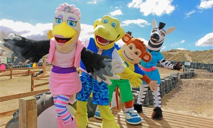 Pontins Parks: 3- or 4-Night Break for 6 People • Holiday deals Pontins