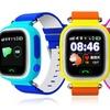 Techcomm Q90 Kids' Touch Screen GPS Tracking Smartwatch