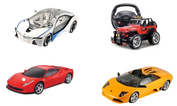 TitoloRepliche modellini auto Xtreme di vari modelli disponibili in 3 scale e con radiocomando