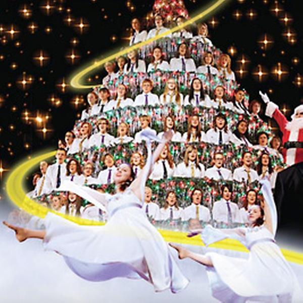 Singing Christmas Tree Edmonton.Edmonton Singing Christmas Tree