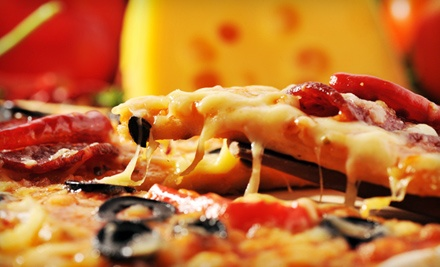 $20 Groupon to I Love Pizza - I Love Pizza in MIami Beach