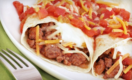 $50 Groupon for Dinner - Poco Loco Mexican Restaurant in Roslyn