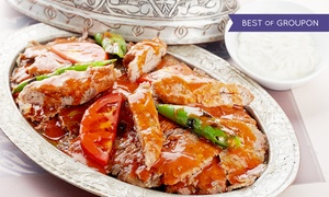 Anatolia Turkish Grill: Five-Course Iftar Meal for a Child, or Six-Course Iftar Meal for an Adult at Anatolia Turkish Grill (Up to 31% Off)