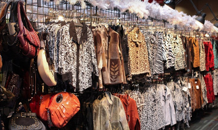 Junior League of Kansas City, Missouri - Central Business District - Downtown: $10 for a Charity Shopping Outing to Holiday Mart 2011 at Bartle Hall in Kansas City (a $20 Value)