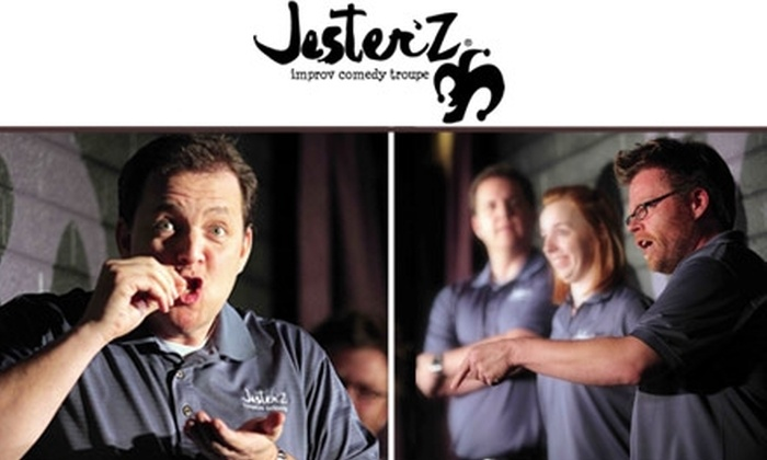 Jester'Z Improv - Phoenix: $5 for Improv Show at Jester'Z Improv Comedy Troupe
