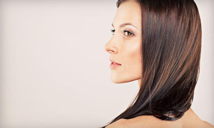 Cielo Hair & Skin Salon - Sidonia East: $40 Toward Hair Services