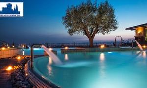 CENTRO BENESSERE TERMALE AQUARIA: Terme di Sirmione Aquaria - Ingressi al centro benessere, trattamenti e buono di 10 € per Hotel