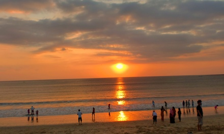 6Hour Bali Sunset Tour for up to Four People with AirConditioned Transfer and Private Experience driver