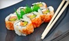 Amber - Manhattan: $20 for $40 Worth of Asian Cuisine and Drinks at Amber