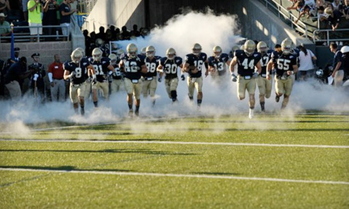UC Davis Aggies - University of California Davis: Two Tickets to UC Davis Football Game at Aggie Stadium. Four Games Available.