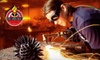The Crucible - Acorn: Metalworking Classes at The Crucible in Oakland. Choose Between Two Options