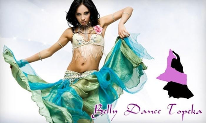 Belly Dance Topeka - Topeka / Lawrence: $20 for a Private or Semi-Private Belly-Dance Lesson with Huraiva Alimah at Belly Dance Topeka (Up to $40 Value)