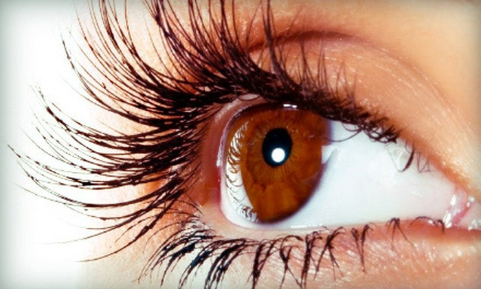 The Brow Lady USA - Downtown Scottsdale: Full or Partial Set of Eyelash Extensions at The Brow Lady USA in Scottsdale (Up to 74% Off)