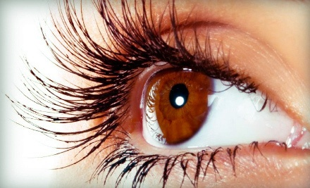 Flirt/Partial Set of Eyelash Extensions - The Brow Lady USA in Scottsdale