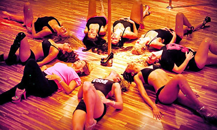 Polestars  - Parkside: Pole Fitness Classes at Polestars (Up to 77% Off). Three Options Available.