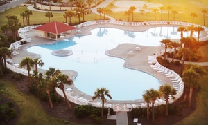 2-, 3-, Or 7-night Stay For Up To Eight In A Two- Or Three-bedroom Condo At Barefoot Resort In North Myrtle Beach, Sc