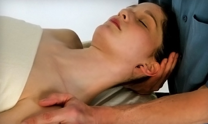 Mike Blackmore, LMT - Downtown: $32 for a One-Hour Massage from Mike Blackmore, LMT ($65 Value)
