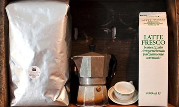 Piccolo Café - Multiple Locations: $7 for $14 Worth of Italian Fare and Drinks at Piccolo Café