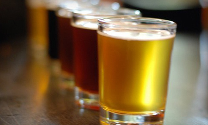 Road Dog's Seattle Brewery Tours - East Queen Anne: Brewery Tour with Tasting, Pint Glass, and T-shirt for Two or Three from Road Dog's Seattle Brewery Tours (Up to 58% Off)