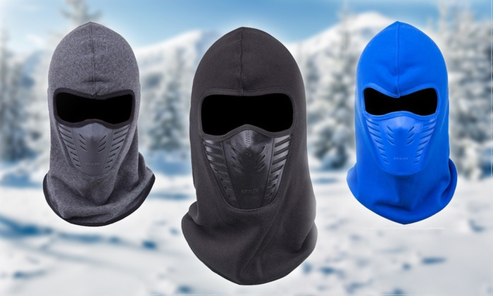 Thermal Winter Face Mask from £4.99